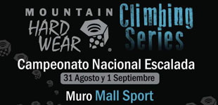 Mountain Hardwear Climbing Series 2012