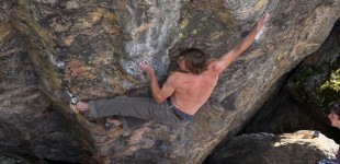 [Video] Daniel Woods y Paul Robinson en The Ice Knife (V15)